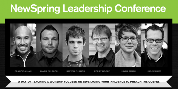 NewSpring Leadership Conference