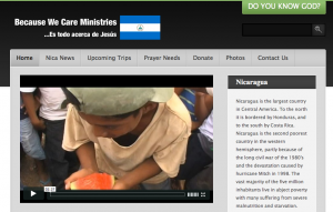 Because We Care Ministries