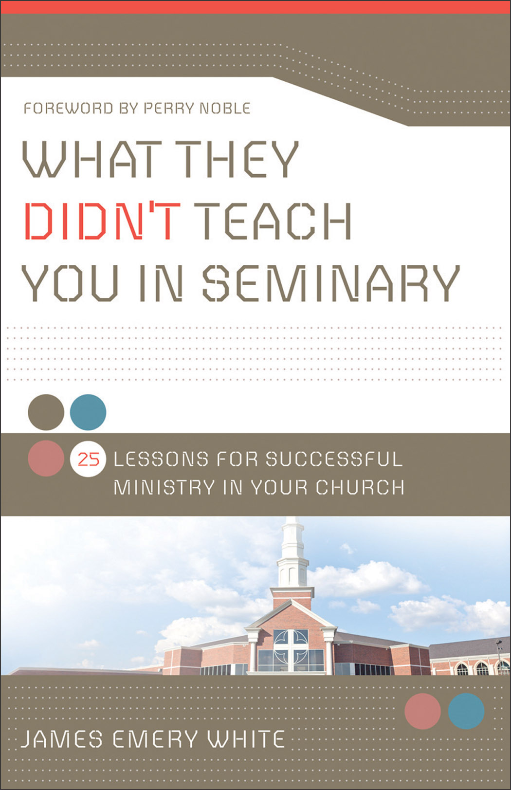 "what they didnt teach us in Guest commentary by andrew whaley ""they didn't teach us that in seminary"" how many times have pastors shared this phrase when relating the beautiful and confusing and frustrating stories of ministry the truth is, though, that there is no way three years of study can help us to gain even rudimentary exposure to the biblical knowledge."