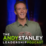 Andy Stanley has become one of the premier teachers on church leadership. He stretches my thinking and helps me gain clarity in how to communicate vision to our church.
