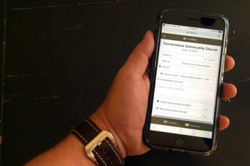 mobilegiving